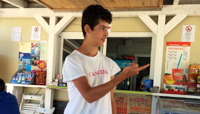 La Cantera è anche percorsi di autonomia per adolescenti.